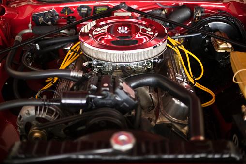 Hose「Well maintenanced engine」:スマホ壁紙(18)
