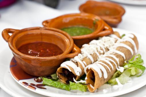 Sour Cream「Mexican Taquitos (flautas)」:スマホ壁紙(10)