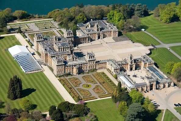 UNESCO「Blenheim Palace」:写真・画像(5)[壁紙.com]