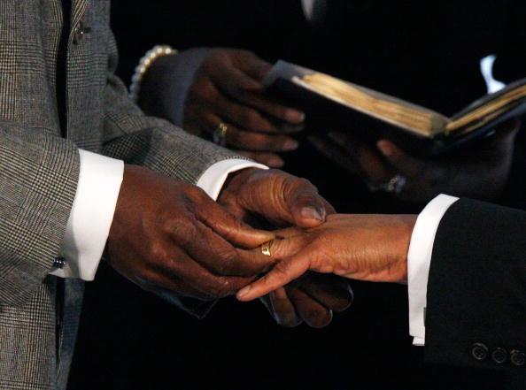 Legal System「First Same Sex Weddings Take Place In Washington DC」:写真・画像(12)[壁紙.com]