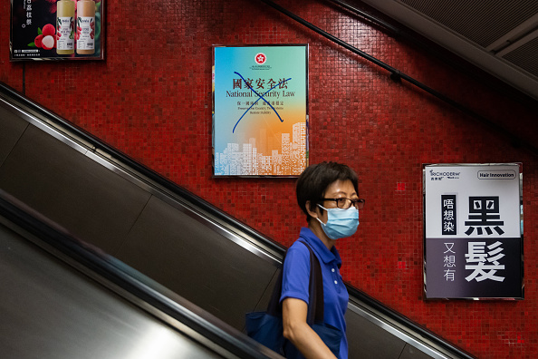 Law「China Passes Hong Kong Security Law」:写真・画像(1)[壁紙.com]
