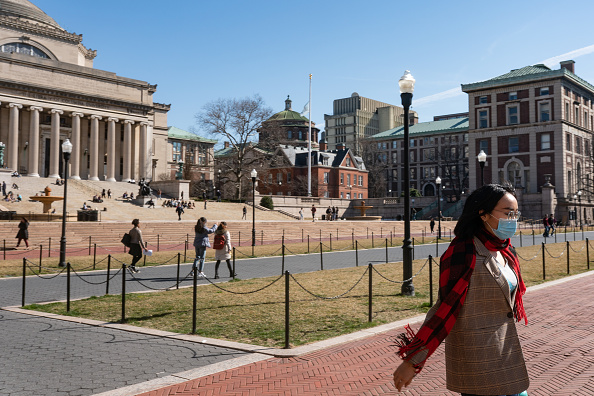 Columbia University「Columbia University Cancels Classes For Two Days After Faculty Member Is Exposed To Coronavirus」:写真・画像(14)[壁紙.com]