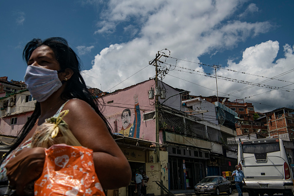 Slum「Daily Life in Venezuela's Toughest Slum During Coronavirus Outbreak」:写真・画像(6)[壁紙.com]
