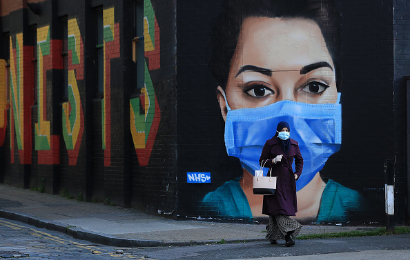 Occupation「UK In Fifth Week Of Coronavirus Lockdown」:写真・画像(17)[壁紙.com]