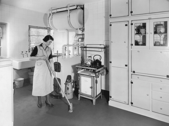 Kitchen「Domestic Scene」:写真・画像(15)[壁紙.com]