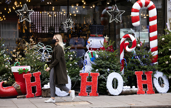 Christmas「Christmas Decorations In London's West End」:写真・画像(8)[壁紙.com]