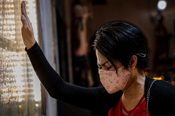 Illness「Concern In The Philippines As Wuhan Coronavirus Spreads」:写真・画像(13)[壁紙.com]
