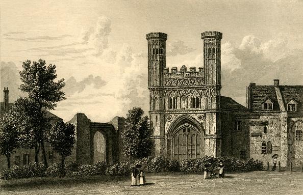 J「Canterbury. Gate Of St. Augustines C」:写真・画像(14)[壁紙.com]