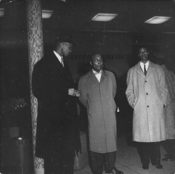 Louis Farrakhan「Malcolm X」:写真・画像(6)[壁紙.com]