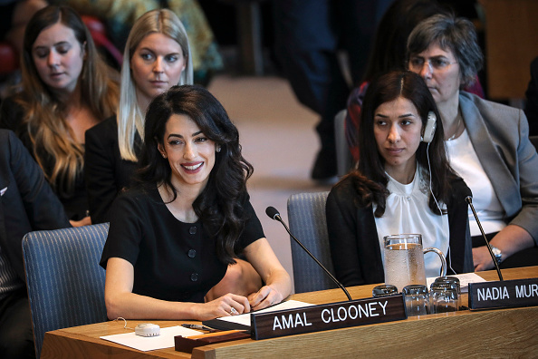 United Nations Building「United Nations Security Council Considers Resolution On Sexual Violence In Conflict」:写真・画像(17)[壁紙.com]