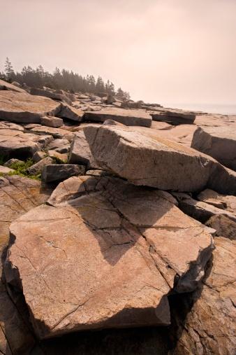 Large「Rocky coast of Maine」:スマホ壁紙(13)