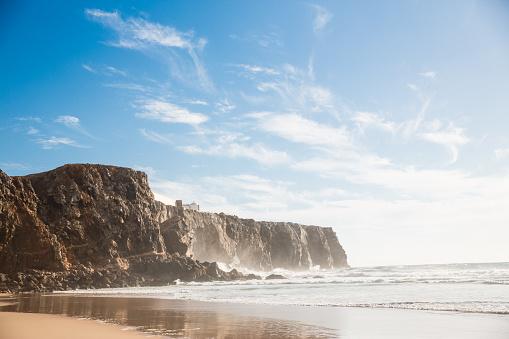 Coastline「Rocky Coastline, Sagres, Portugal」:スマホ壁紙(18)