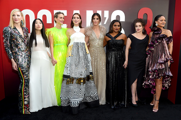 "Film Premiere「""Ocean's 8"" World Premiere」:写真・画像(13)[壁紙.com]"