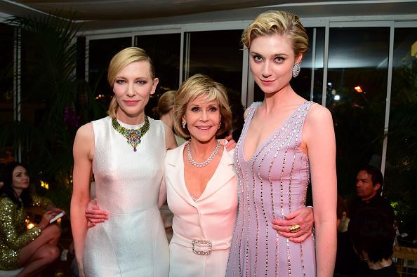 Elizabeth Debicki「Trophee Chopard Party - The 71st Annual Cannes Film Festival」:写真・画像(12)[壁紙.com]