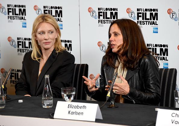 """Carol - 2015 Film「""""Carol"""" - Press Conference - BFI London Film Festival」:写真・画像(11)[壁紙.com]"""