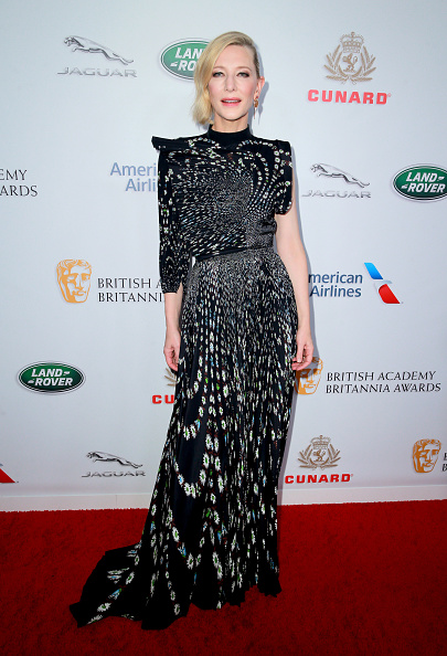 Cate Blanchett「2018 British Academy Britannia Awards presented by Jaguar Land Rover and American Airlines - Arrivals」:写真・画像(8)[壁紙.com]