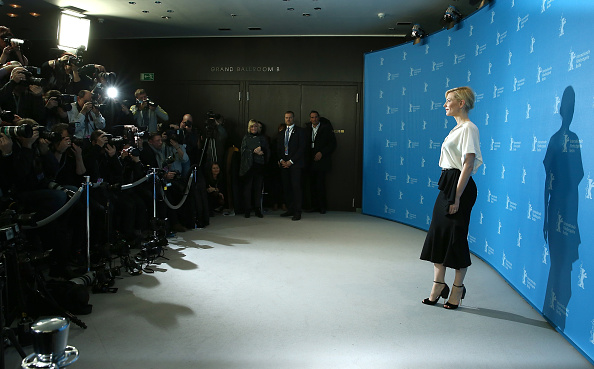 Cinderella - 2015 Film「'Cinderella' Photocall - 65th Berlinale International Film Festival」:写真・画像(16)[壁紙.com]