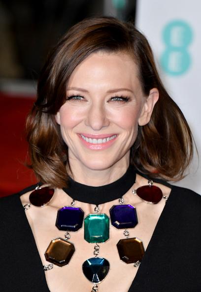 Cate Blanchett「EE British Academy Film Awards - Red Carpet Arrivals」:写真・画像(4)[壁紙.com]