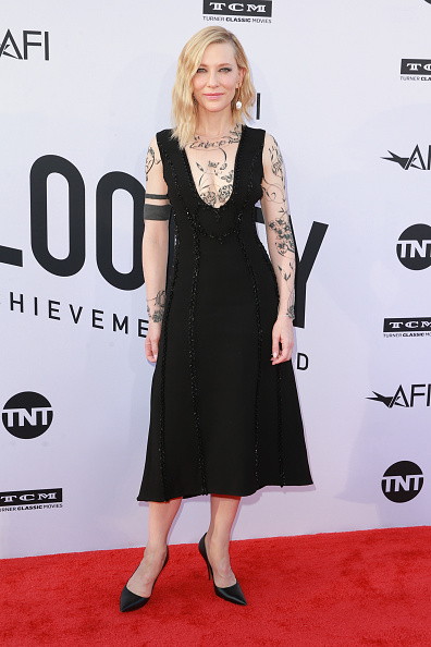American Film Institute「American Film Institute's 46th Life Achievement Award Gala Tribute to George Clooney - Arrivals」:写真・画像(4)[壁紙.com]