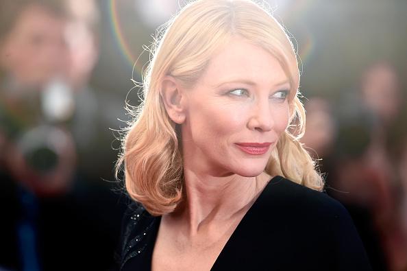 """Cate Blanchett「""""Sicario"""" Premiere - The 68th Annual Cannes Film Festival」:写真・画像(7)[壁紙.com]"""