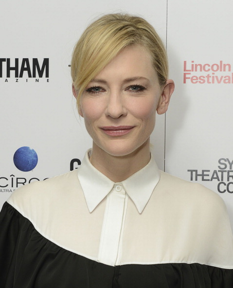 カメラ目線「Gotham Magazine Celebrates Cover Star Cate Blanchett & The Cast Of Sydney Theatre Company's Uncle Vanya With Ciroc」:写真・画像(12)[壁紙.com]