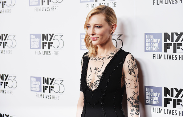 "New York Film Festival「53rd New York Film Festival - ""Carol"" - Arrivals」:写真・画像(18)[壁紙.com]"