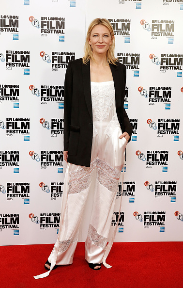 "Carol - 2015 Film「""Carol"" - Photocall - BFI London Film Festival」:写真・画像(10)[壁紙.com]"