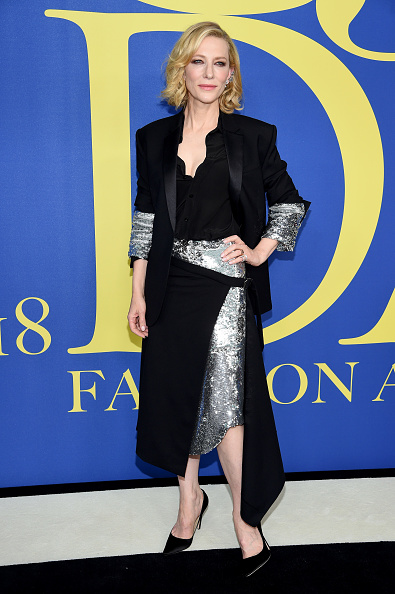 Cate Blanchett「2018 CFDA Fashion Awards - Arrivals」:写真・画像(18)[壁紙.com]