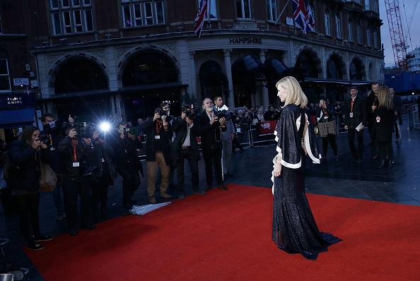 "Carol - 2015 Film「""Carol"" - America Express Gala - BFI London Film Festival」:写真・画像(8)[壁紙.com]"