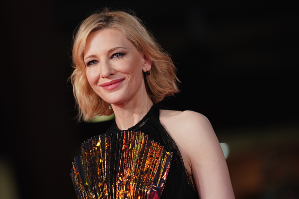 """Cate Blanchett「""""The House With A Clock In Its Walls""""  Red Carpet Arrivals - 13th Rome Film Fest」:写真・画像(19)[壁紙.com]"""
