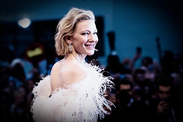 Cate Blanchett「Colour Alternative Views - 75th Venice Film Festival」:写真・画像(7)[壁紙.com]