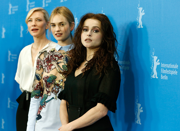 Cinderella - 2015 Film「'Cinderella' Photocall - 65th Berlinale International Film Festival」:写真・画像(0)[壁紙.com]