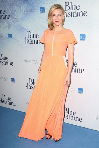 "Flared Dress「""Blue Jasmine"" Australian Premiere - Arrivals」:写真・画像(9)[壁紙.com]"