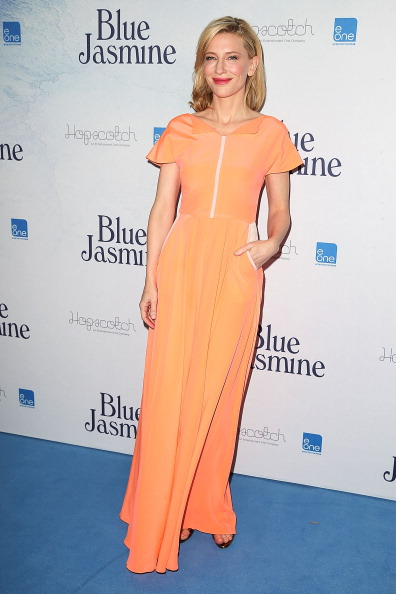 "Flared Dress「""Blue Jasmine"" Australian Premiere - Arrivals」:写真・画像(11)[壁紙.com]"