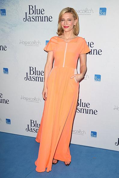 "Flared Dress「""Blue Jasmine"" Australian Premiere - Arrivals」:写真・画像(10)[壁紙.com]"