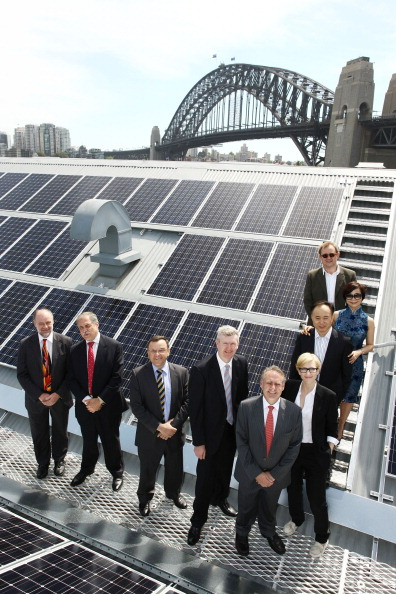 Turning On Or Off「Sydney Theatre Company 'Switches- On' Rooftop Solar Panels」:写真・画像(19)[壁紙.com]