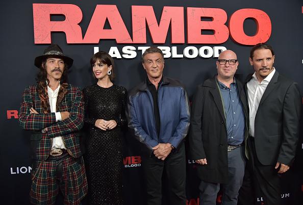 """Five People「""""Rambo: Last Blood"""" Screening & Fan Event」:写真・画像(1)[壁紙.com]"""