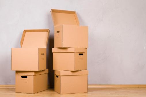 Receiving「cardboard boxes」:スマホ壁紙(2)