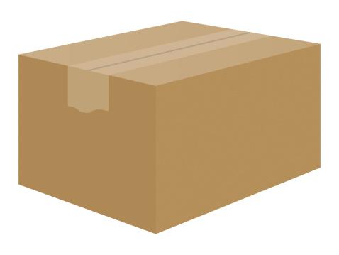 段ボール箱「段ボール箱」:スマホ壁紙(16)