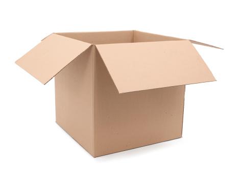 カラの箱「段ボール箱」:スマホ壁紙(2)