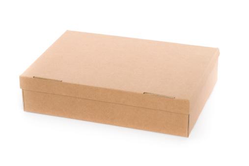 Closed「cardboard box」:スマホ壁紙(14)