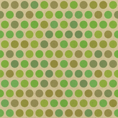 Polka Dot「paper with seamless green dot pattern」:スマホ壁紙(13)