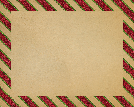Glitter「paper with striped glitter border」:スマホ壁紙(3)