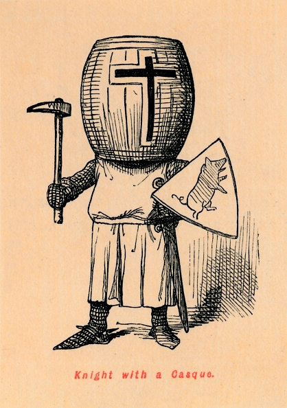 Beak「Knight With A Casque Circa 1860」:写真・画像(0)[壁紙.com]
