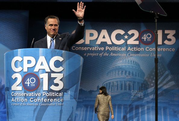 Gratitude「Leading Conservatives Attend 40th Annual CPAC」:写真・画像(8)[壁紙.com]