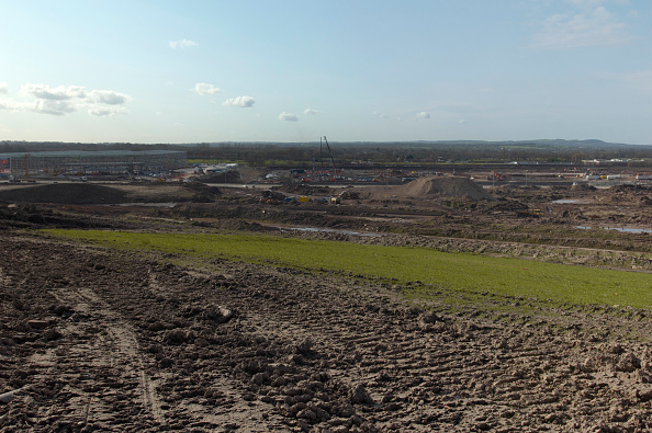 Horizon「Contaminated Brownfield land, North West England, United Kingdom」:写真・画像(14)[壁紙.com]