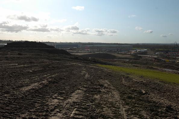 Blank「Contaminated Brownfield land, North West England, United Kingdom」:写真・画像(0)[壁紙.com]