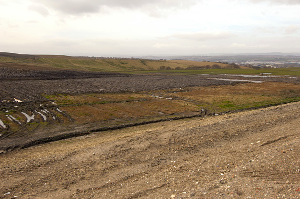 Blank「Contaminated Brownfield land, North East England, United Kingdom」:写真・画像(6)[壁紙.com]