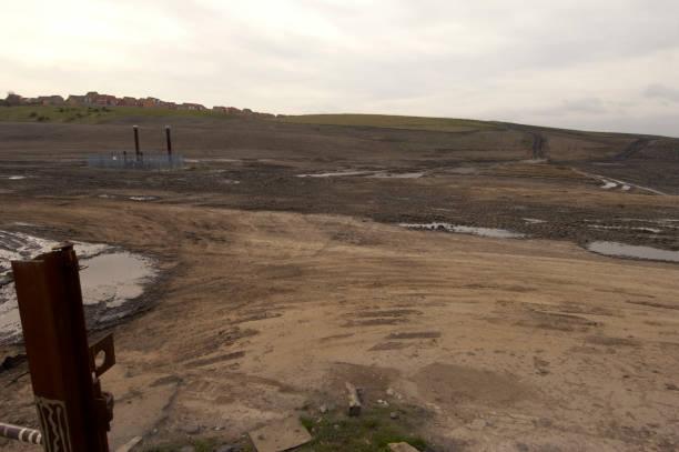 Contaminated Brownfield land, North East England, United Kingdom:ニュース(壁紙.com)