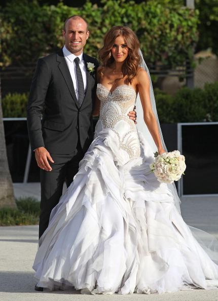 Bouquet「Chris Judd & Rebecca Twigley Wed In Melbourne」:写真・画像(0)[壁紙.com]